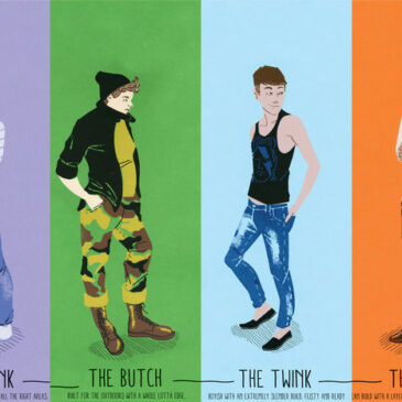 The complete guide to gay tribes